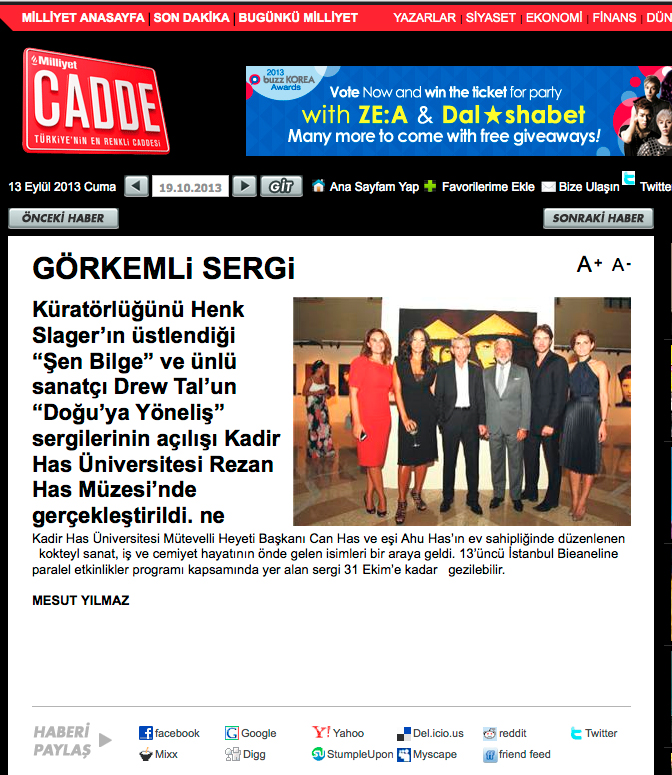 CADDE - Turkish Media